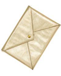 BaubleBar - Envelope Pouch - Lyst