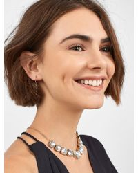 BaubleBar - Midnight In Paris Statement Necklace - Lyst