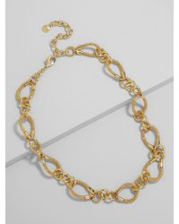BaubleBar - Marisen Linked Statement Necklace - Lyst
