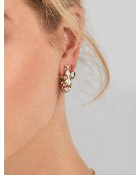 BaubleBar - Varinia Hoop Earrings - Lyst