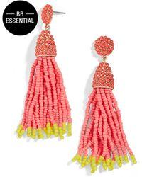 BaubleBar - Piñata Tassel Earrings - Lyst