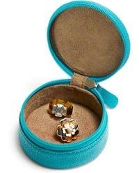 BaubleBar - Micaela Round Jewellery Case - Lyst
