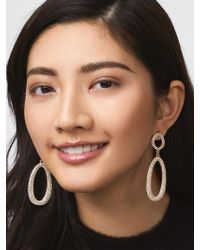 BaubleBar - Daviana Hoop Earrings - Lyst