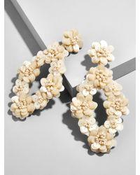 BaubleBar | Tulipa Sequin Drop Earrings | Lyst