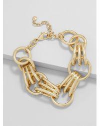 BaubleBar - Mariya Linked Bracelet - Lyst