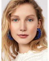 BaubleBar - Hollis Hoop Earrings - Lyst