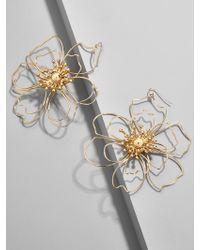 BaubleBar - Blossom Drop Earrings - Lyst