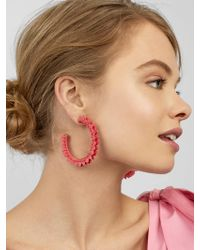 BaubleBar - Fiona Hoop Earrings - Lyst