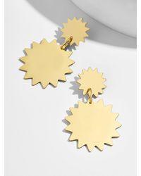 BaubleBar - Nova Drop Earrings - Lyst