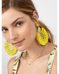 BaubleBar - Pompeii Drop Earrings - Lyst