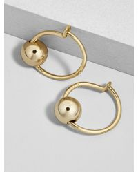BaubleBar - Palla Everyday Fine Huggie Hoop Earrings - Lyst