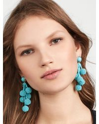 BaubleBar - Coretta Ball Drop Earrings - Lyst