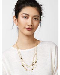 BaubleBar - Kirana Layered Necklace - Lyst