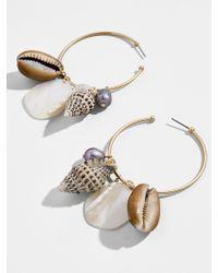 BaubleBar - Sardinia Hoop Earrings - Lyst