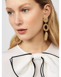 BaubleBar - Capella Drop Earrings - Lyst