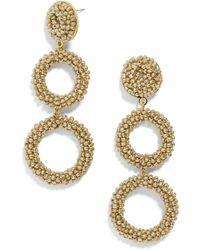 BaubleBar - Capella Drop Earrings - Lyst