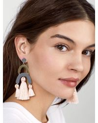BaubleBar | Shamia Drop Earrings | Lyst