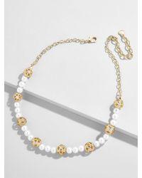 BaubleBar - Amorelle Necklace - Lyst