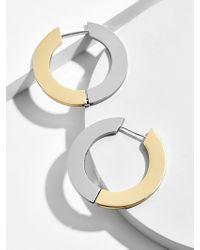 BaubleBar - Ada Hoop Earrings - Lyst
