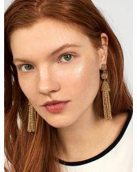 BaubleBar - Granita Tassel Earrings - Lyst