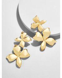 BaubleBar - Primrose Flower Drop Earrings - Lyst