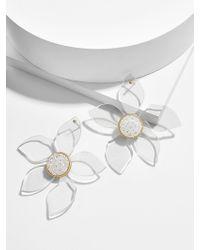 BaubleBar - Lira Lucite Drop Earrings - Lyst