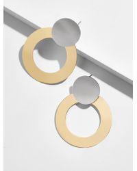 BaubleBar - Analina Hoop Earrings - Lyst