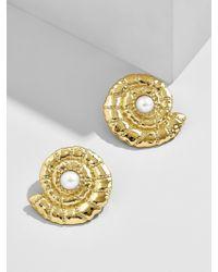 BaubleBar - Thasos Stud Earrings - Lyst