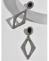 BaubleBar - Davette Hoop Earrings - Lyst