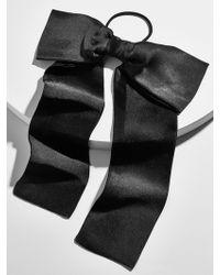 BaubleBar - Renae Bow Hair Tie - Lyst