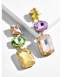 BaubleBar - Christine Asymmetrical Drop Earrings - Lyst