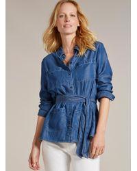 Baukjen - Charla Shirt - Lyst