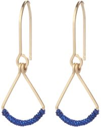 Baukjen - By Boe Royal Scale Earrings - Lyst