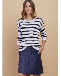 Baukjen - Libby Striped Knit - Lyst
