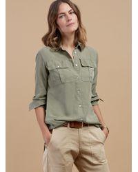 Baukjen - Ellen Safari Shirt - Lyst