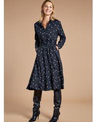 Baukjen - Luna Shirt Dress - Lyst