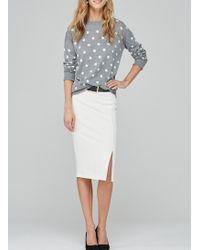 Baukjen - Lexden Pencil Skirt - Lyst