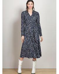 Baukjen - Fleur Shirt Dress - Lyst