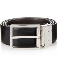 Brioni - Reversible Leather Belt - Lyst