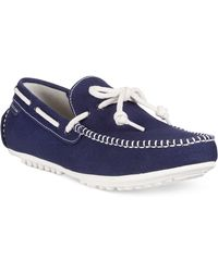 Cole Haan Grant Escape Oxford Boat Shoes - Lyst
