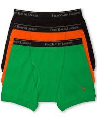 Ralph Lauren Polo Mens Boxer Briefs 3-pack  1 - Lyst