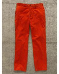 Polo Ralph Lauren Classic Fit Corduroy Trouser - Lyst