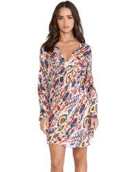 Tysa - Montauk Tunic Dress - Lyst