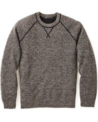 T By Alexander Wang G Heathered Sweater - Lyst