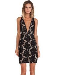 Stylestalker Black Scarlet Dress - Lyst