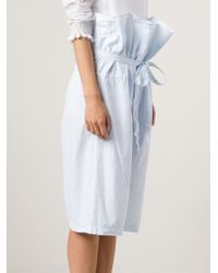 Dosa - 'thai' Bag Culottes - Lyst