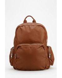 1ce5db44b5e Silence + Noise - Montrose Vegan Leather Backpack - Lyst