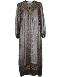 Etoile Isabel Marant 34 Length Dress - Lyst