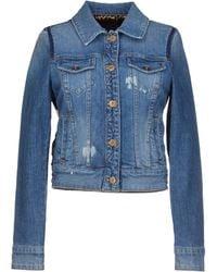 D&G Denim Outerwear - Lyst