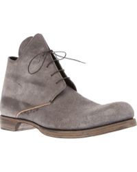 Lost & Found - Lace-Up Boot - Lyst